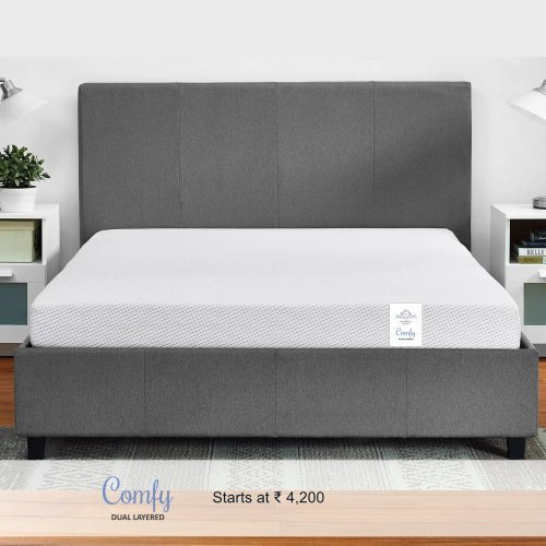 Impereal Comfy - Price - Low-Price Firm Mattress - Mattress Gujarat - Magnet Therapy