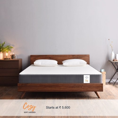 Impereal Cozy - Best Soft Mattress - Mattress Gujarat - Magnet Therapy