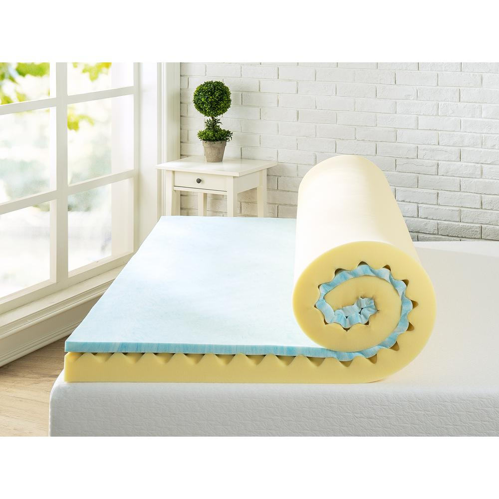 Impereal Cozy - Convoluted Foam - Best Soft Mattress - Mattress Gujarat - Magnet Therapy
